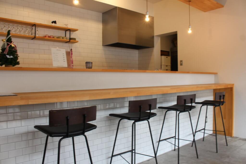yuinowaカフェスペース
