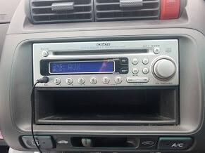 車のオーディオ